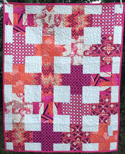 Quilt - Plus in Pink