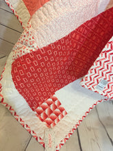 Quilt - Red Pink