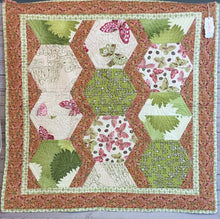 Quilt - Butterfly Hexi