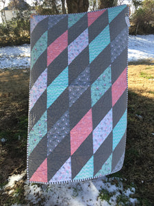 Quilt -Little Bird Herringbone