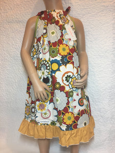 DRESS - Grow With Me Dress - Fall Floral