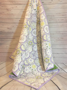 Quilt - Vintage China in Lavender