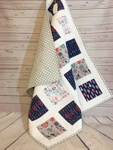 Quilt - Dream Weaver Sashed