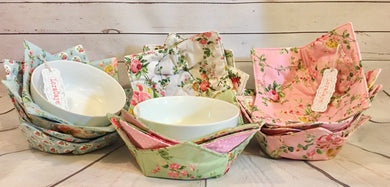 Bowl cozy - Floral set