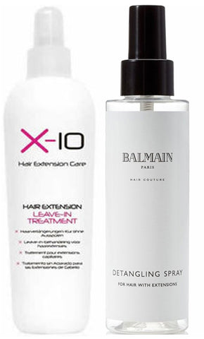 Hair Extension Care Conditioner Treatment