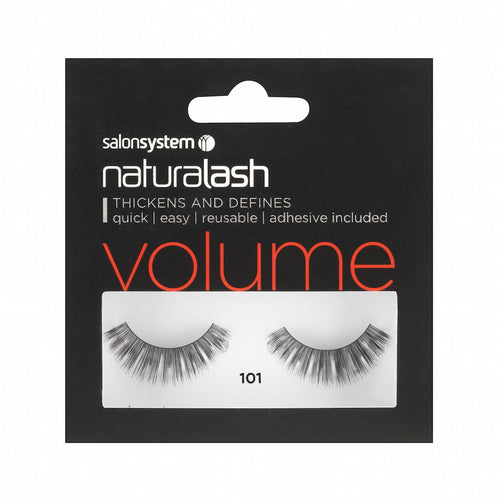Naturalash 101 Black Volume - Ultimate Hair and Beauty