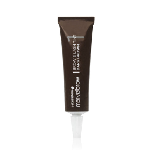 Marvelbrow Brow & Lash Tint - Dark Brown (15ml) - Ultimate Hair and Beauty