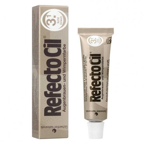 RefectoCil Lash & Brow Tint - Light Brown (15ml)