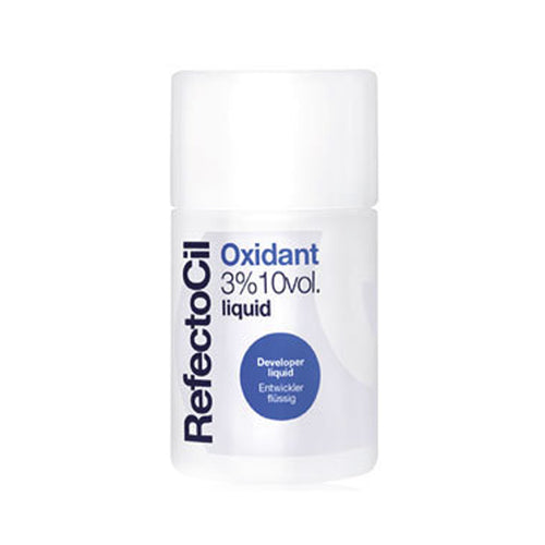 RefectoCil Liquid Oxidant 3% (10 vol) (100ml) - Ultimate Hair and Beauty
