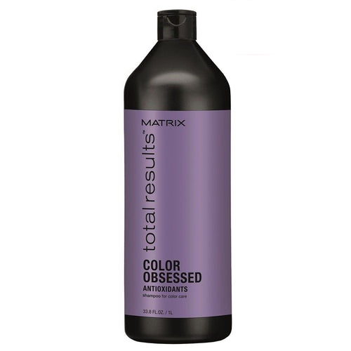 Matrix Total Results Color Obsessed Shampoo (1000ml) - Ultimate Hair and Beauty