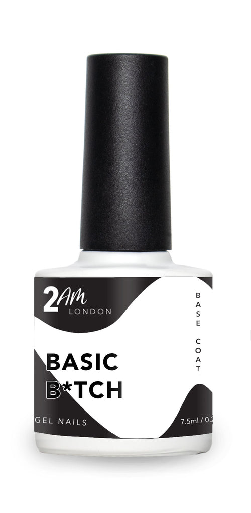 BASIC B*TCH  2AM London 7.5ml Gel Polish - Ultimate Hair and Beauty