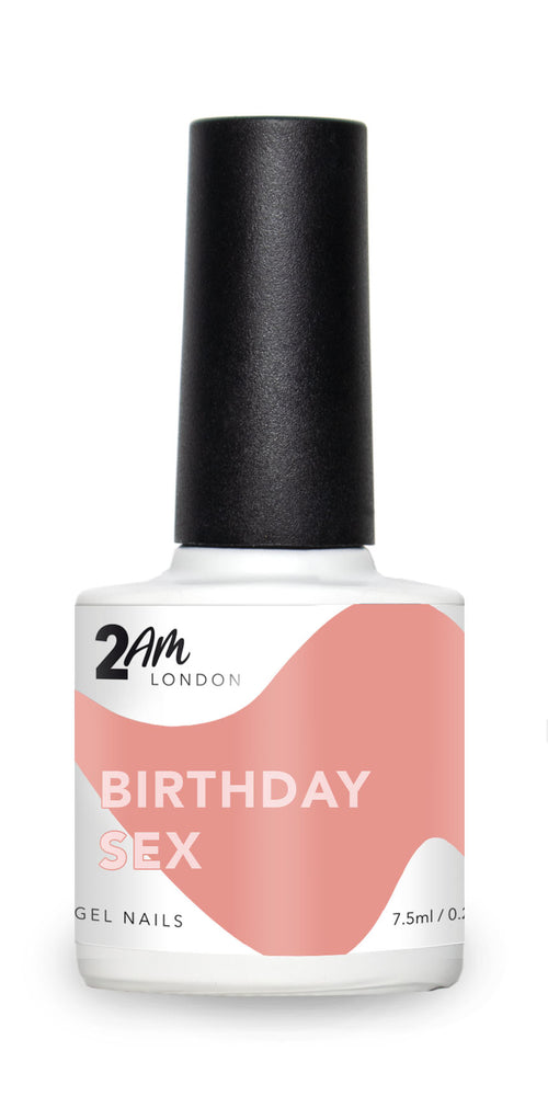 BIRTHDAY SEX 2AM London 7.5ml Gel Polish - Ultimate Hair and Beauty