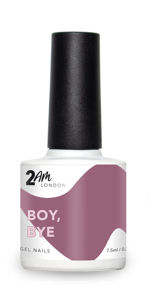 BOY BYE 2AM London 7.5ml Gel Polish - Ultimate Hair and Beauty