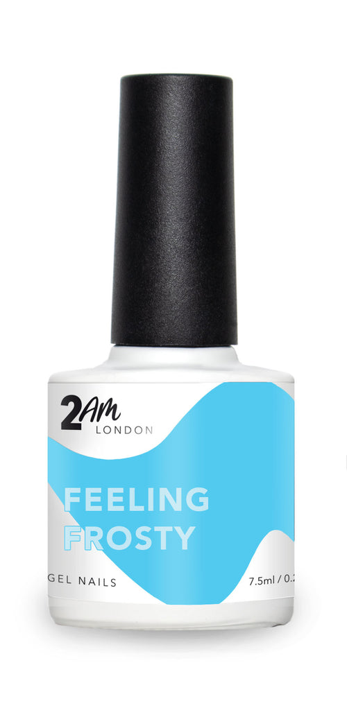 FEELING FROSTY 2AM London 7.5ml Gel Polish - Ultimate Hair and Beauty