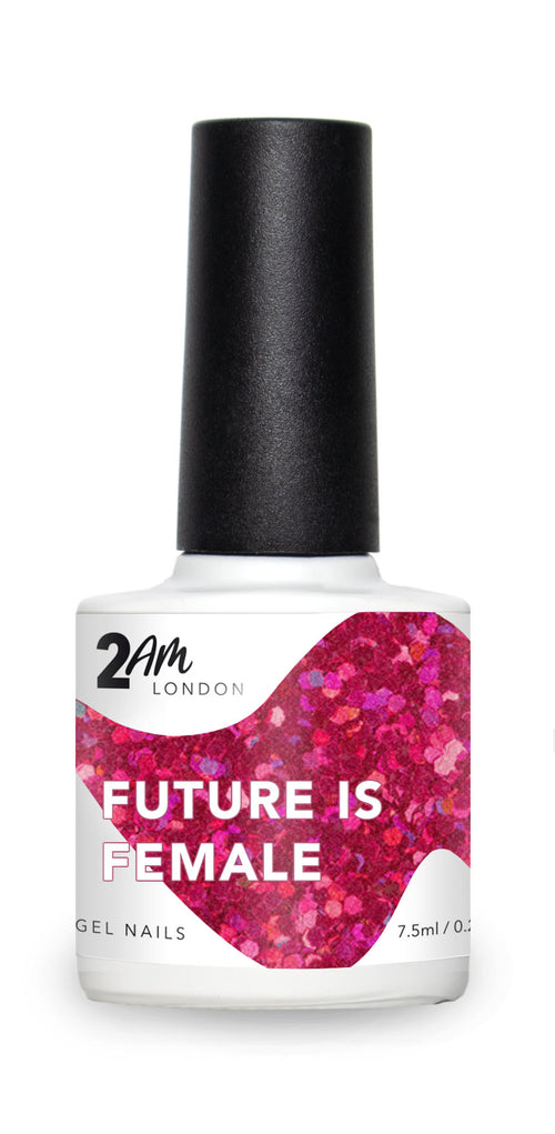 FUTURE IS FEMALE 2AM London 7.5ml Gel Polish - Ultimate Hair and Beauty