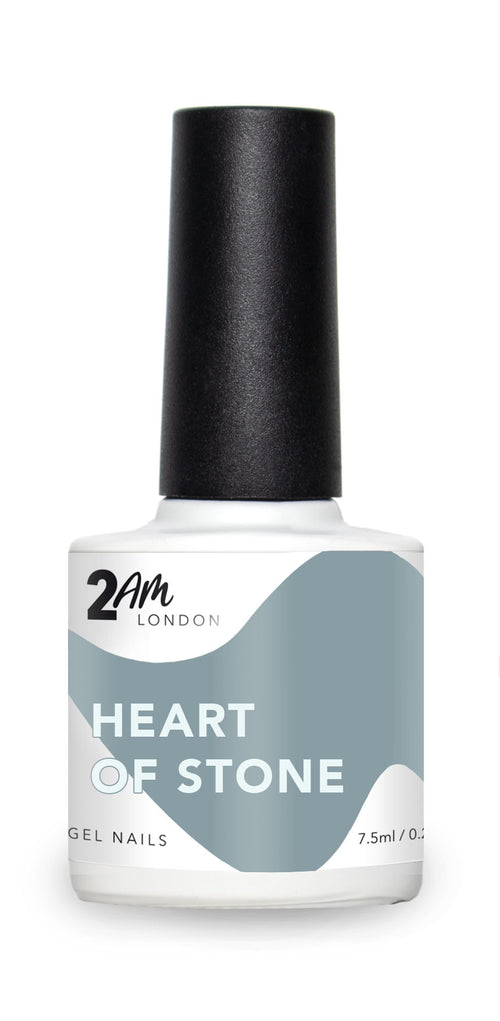 HEART OF STONE 2AM London 7.5ml Gel Polish - Ultimate Hair and Beauty