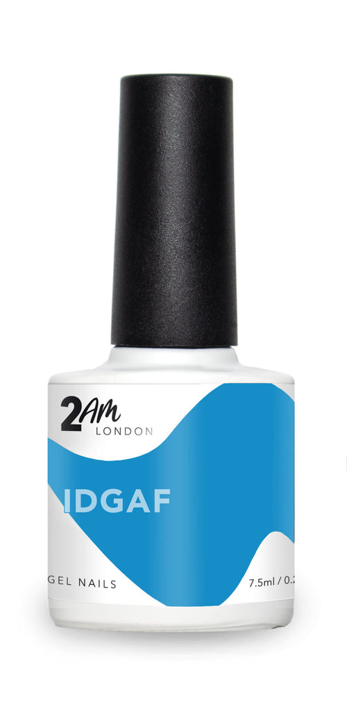 IDGAF 2AM London 7.5ml Gel Polish