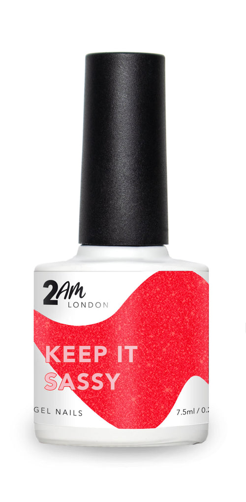 KEEP IT SASSY  2AM London 7.5ml Gel Polish
