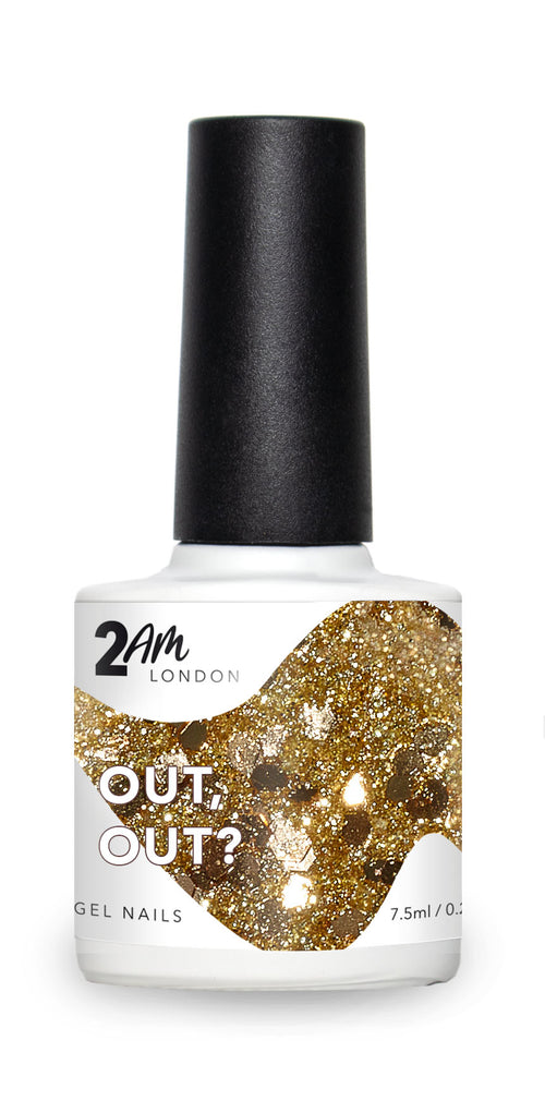 OUT OUT? 2AM London 7.5ml Gel Polish
