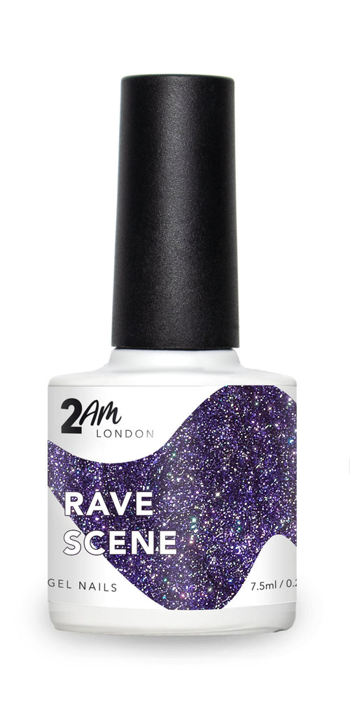 RAVE SCENE 2AM London 7.5ml Gel Polish