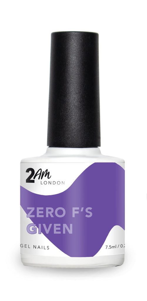 ZERO FS GIVEN  2AM London 7.5ml Gel Polish - Ultimate Hair and Beauty