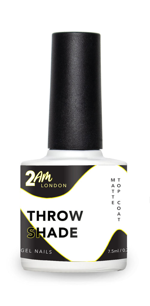 THROW SHADE 2AM London 7.5ml Gel Polish