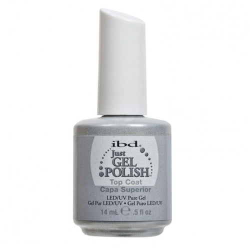 IBD Just Gel Top Coat (14ml)