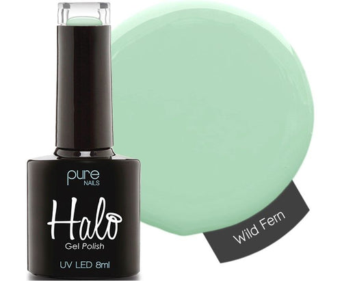 Halo Gel Polish - Wild Fern (8ml) - Ultimate Hair and Beauty