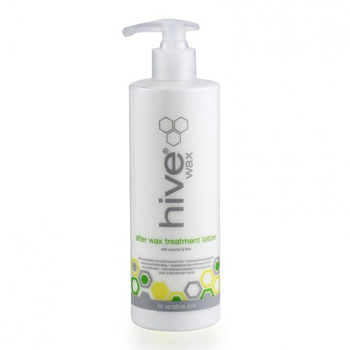 After Wax Treatment Lotion with Coconut and Lime 400ml Hive - Ultimate Hair and Beauty