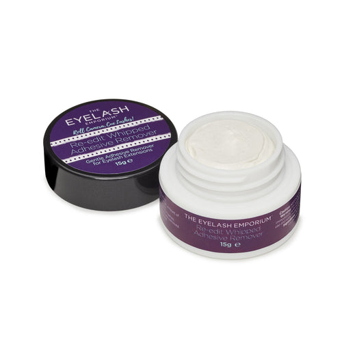 The Eyelash Emporium Re-Edit Whipped Adhesive Remover (15g) - Ultimate Hair and Beauty