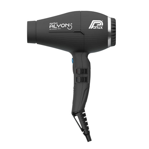 Parlux Alyon Air Ionizer Tech Hairdryer - Black (2250w)