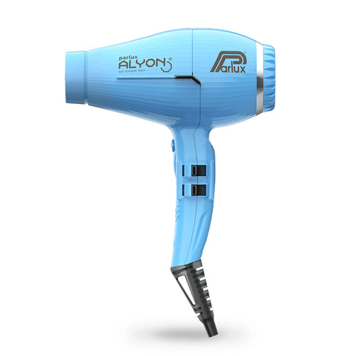 Parlux Alyon Air Ionizer Tech Hairdryer - Blue (2250w)