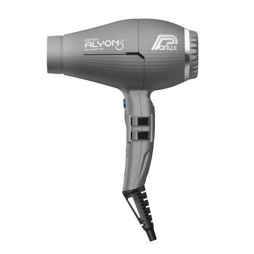 Parlux Alyon Air Ionizer Tech Hairdryer - Graphite (2250w)