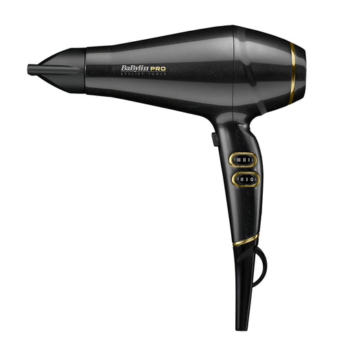 Babyliss Pro Keratin Lustre Hairdryer - Black Shimmer - Ultimate Hair and Beauty