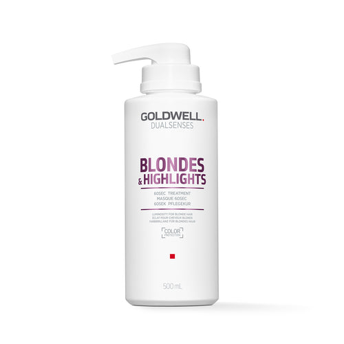 Goldwell DualSenses Color Blondes & Highlights 60 second Treatment (500ml)