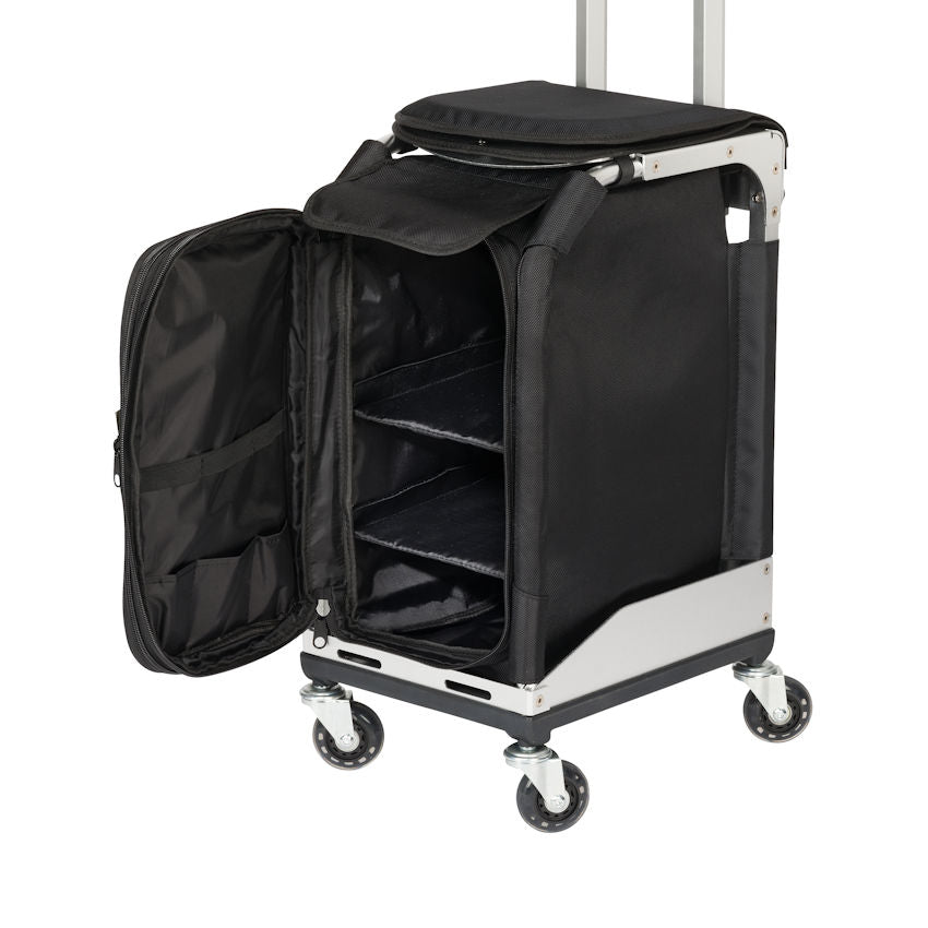 Comair Artist Trolley Stool Case - Ultimate Hair and Beauty