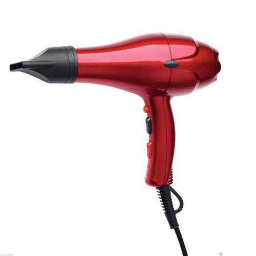 Dreox 2000w Dryer (Red) - Ultimate Hair and Beauty