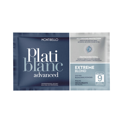 Montibello Platiblanc Advanced Extreme Blond Bleach Powder (30g) - Ultimate Hair and Beauty
