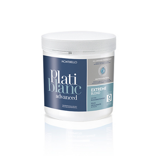 Montibello Platiblanc Advanced Extreme Blond Bleach Powder (500g) - Ultimate Hair and Beauty