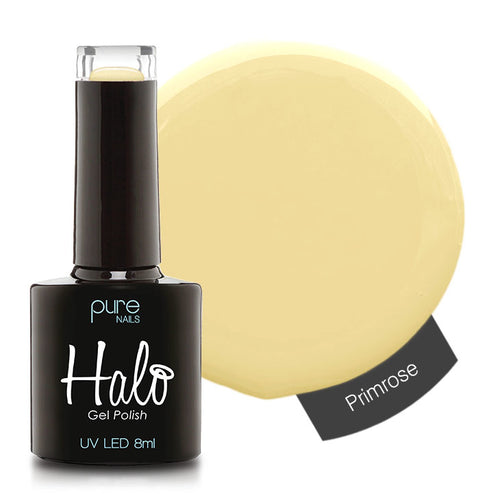 Halo Gel Polish - Primrose (8ml) - Ultimate Hair and Beauty