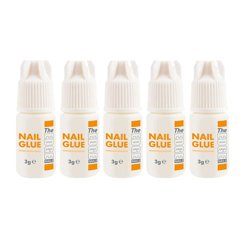 Edge Nails Nail Glue (5 pack) - Ultimate Hair and Beauty