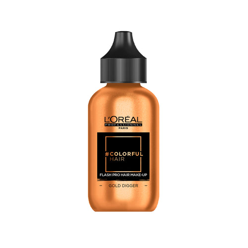 L'Oreal Colorful Hair Flash Pro Hair Make-up - Gold Digger