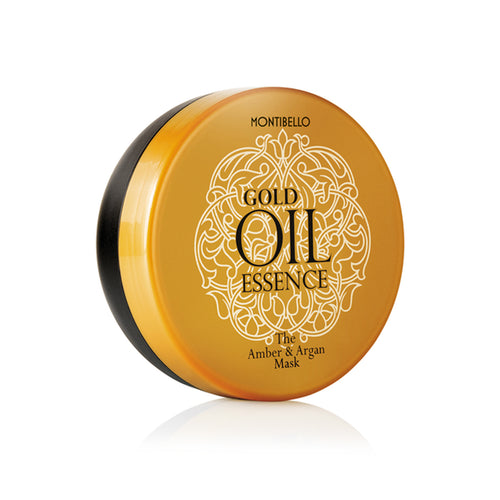 Montibello Gold Oil Essence Mask (200ml) - Ultimate Hair and Beauty