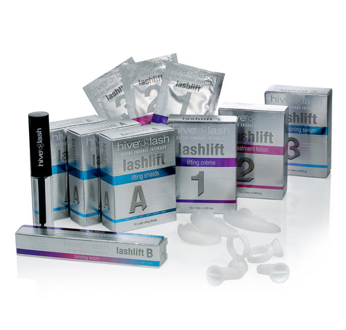 Hive Lash Lift Starter Kit - Ultimate Hair and Beauty