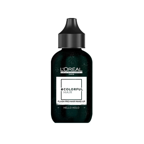 L'Oreal Colorful Hair Flash Pro Hair Make-up - Mystic Forest