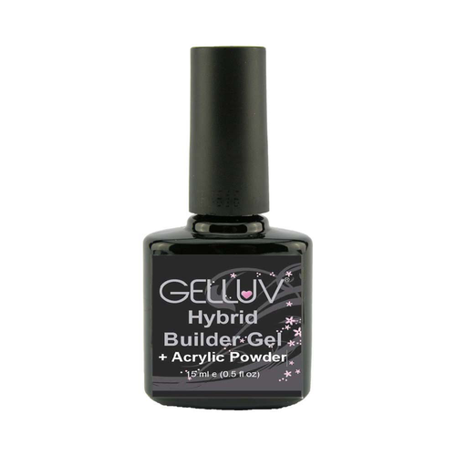 Gelluv Hybrid Builder Gel (15ml) - Ultimate Hair and Beauty