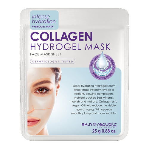 Skin Republic Collagen Hydrogel Sheet Mask - Ultimate Hair and Beauty