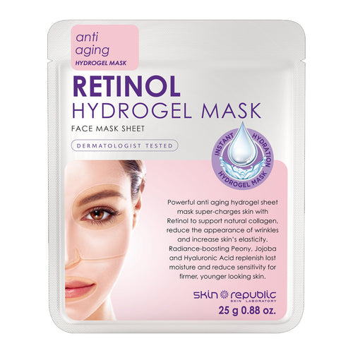 Skin Republic Retinol Hydrogel Sheet Mask
