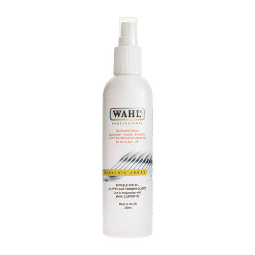 Wahl Hygienic Disinfectant Spray (250ml) - Ultimate Hair and Beauty