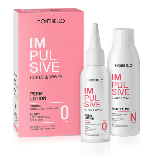 Montibello Impulsive Curls & Waves Perm Lotion 0